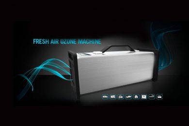 Озониране на автомобилен салон
